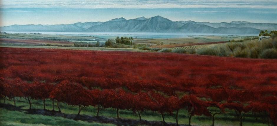 South African Landscape Oil Paintings Oil Paintings of Landscapes